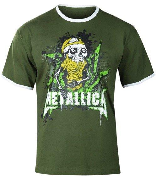 koszulka METALLICA - SKULL
