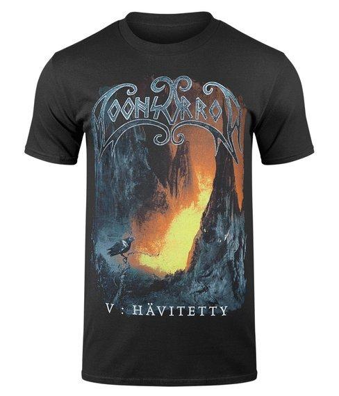 koszulka  MOONSORROW - HAVITETTY