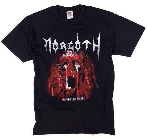 koszulka MORGOTH - RESURRECTION ABSURD