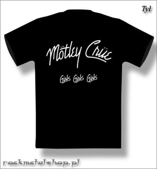 koszulka MOTLEY CRUE - GIRLS GIRLS GIRLS