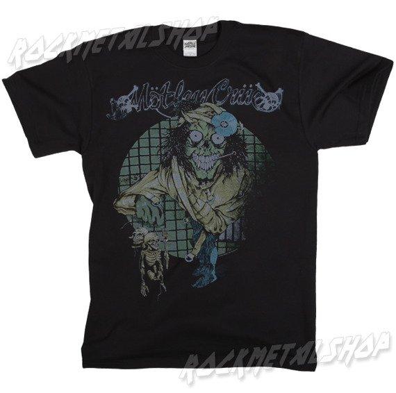 koszulka MOTLEY CRUE - STRAIGHT JACKET