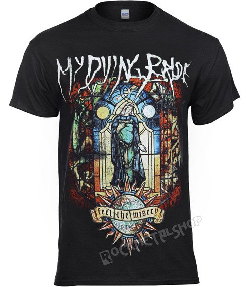 koszulka MY DYING BRIDE - FEEL THE MISERY