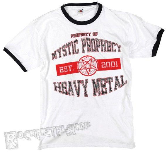 koszulka MYSTIC PROPHECY - PROPERTY