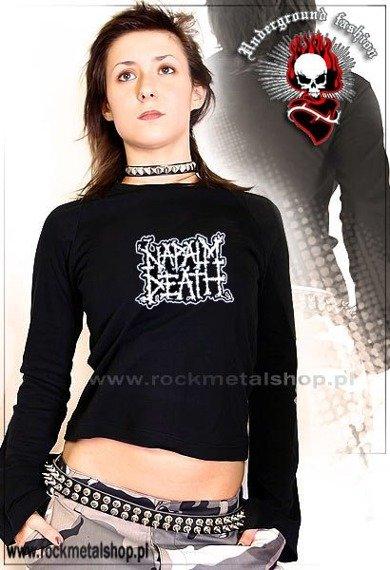 koszulka NAPALM DEATH - LOGO