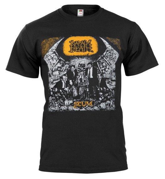 koszulka NAPALM DEATH - SCUM