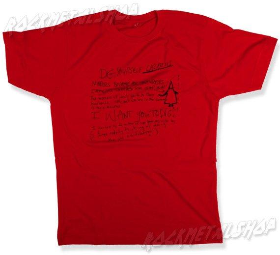 koszulka NICK CAVE & BAD SEEDS - MIRRORS
