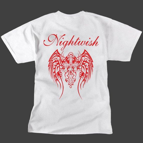 koszulka NIGHTWISH - WINGS biała