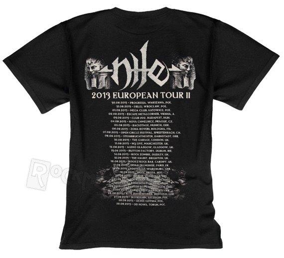koszulka NILE - PYRAMID/EURO TOUR
