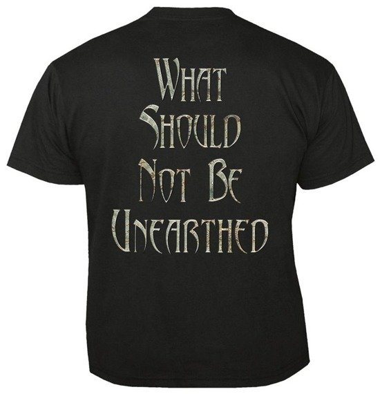 koszulka NILE - WHAT SHOULD NOT BE UNEARTHED