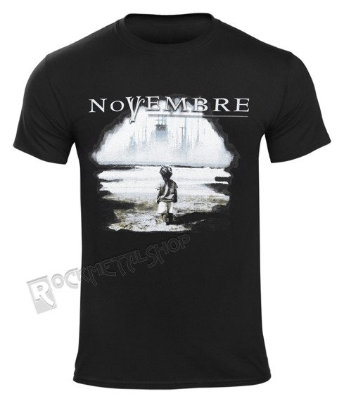 koszulka NOVEMBRE - MATERIA EUROPEAN TOUR 2006