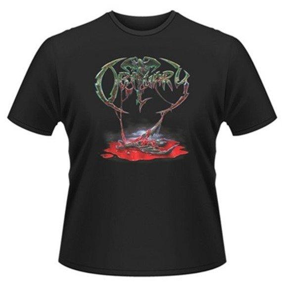 koszulka OBITUARY - LEFT TO DIE