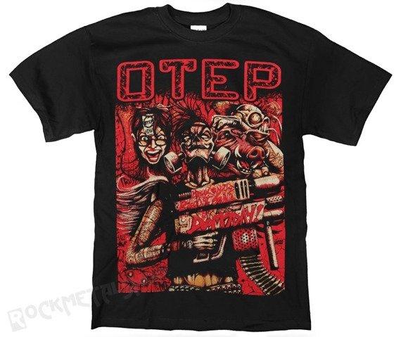 koszulka OTEP - DOOMSDAY