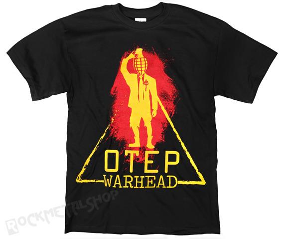 koszulka OTEP - WARHEAD