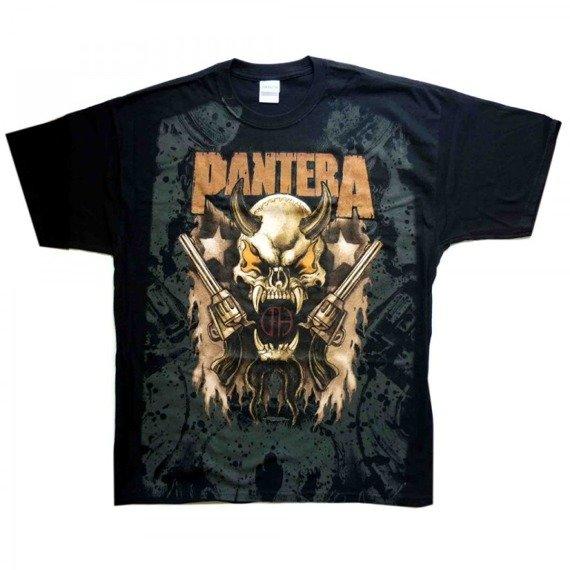 koszulka PANTERA - SKULL FLAG