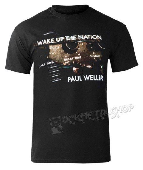 koszulka PAUL WELLER - WAKE UP NATION
