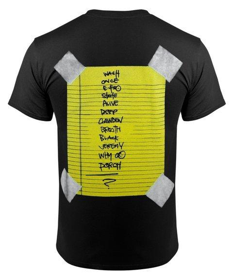 koszulka PEARL JAM - STICK MAN