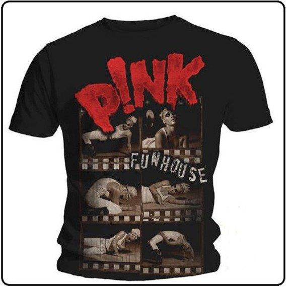 koszulka PINK - ADULT FILM STRIP