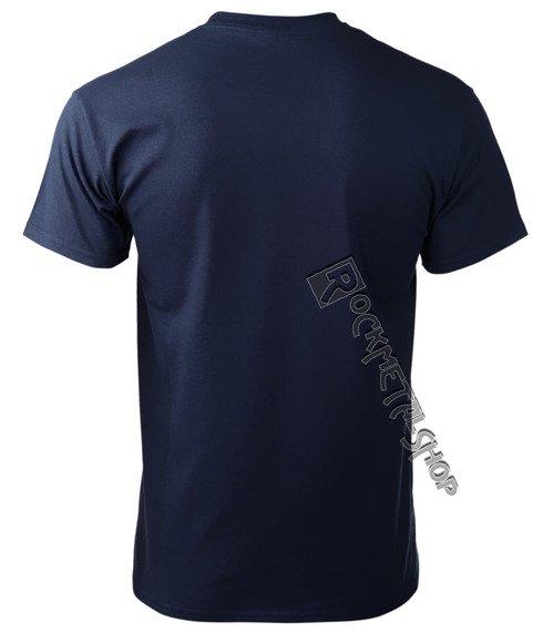 koszulka QUEEN - VINTAGE UNION JACK
