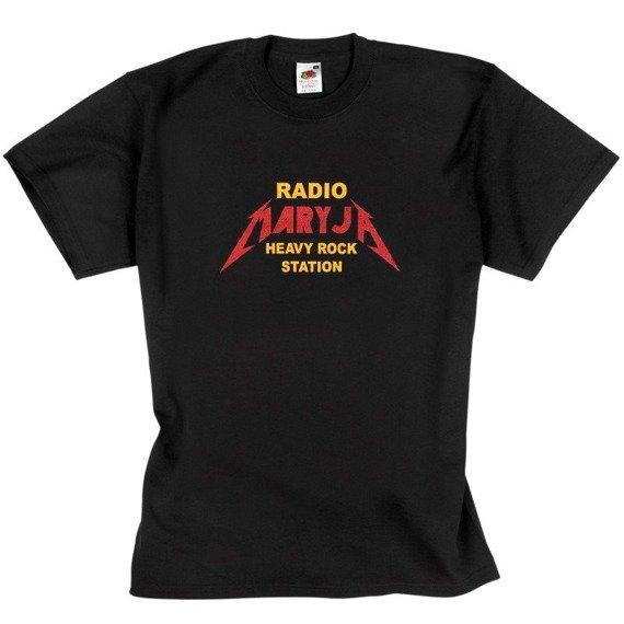 koszulka RADIO MARYJA HEAVY ROCK STATION