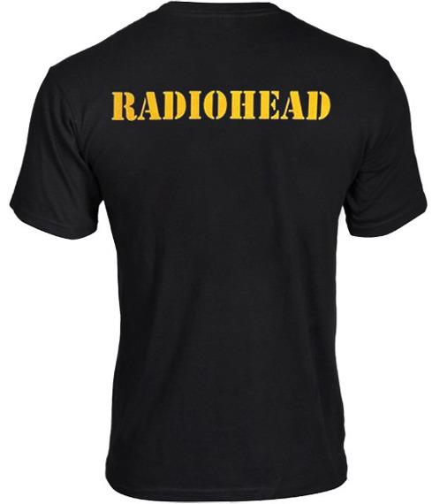 koszulka RADIOHEAD