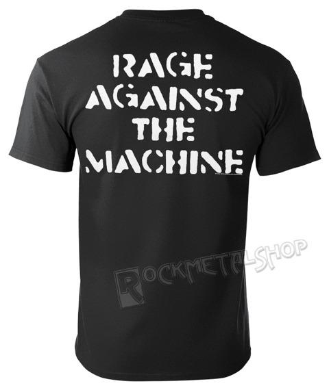 koszulka RAGE AGAINST THE MACHINE - LARGE FIST