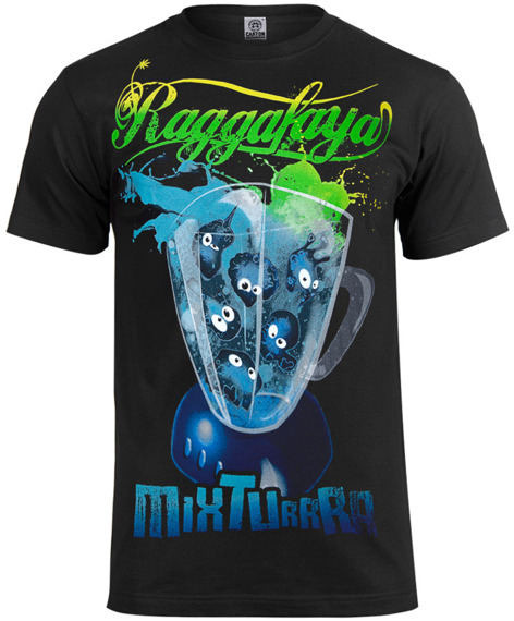 koszulka RAGGAFAYA - MIXTURRRA