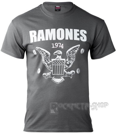 koszulka RAMONES - 1974 EAGLE