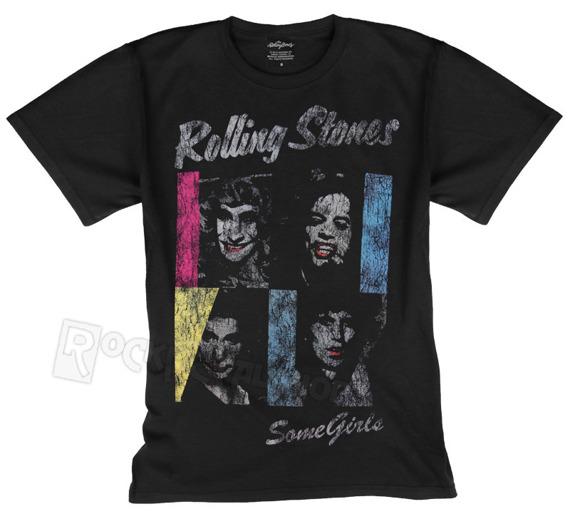 koszulka ROLLING STONES - SOME GIRLS