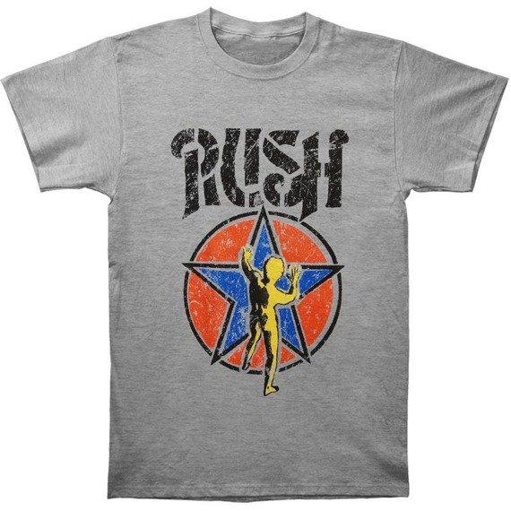 koszulka RUSH - STENCIL STARMAN