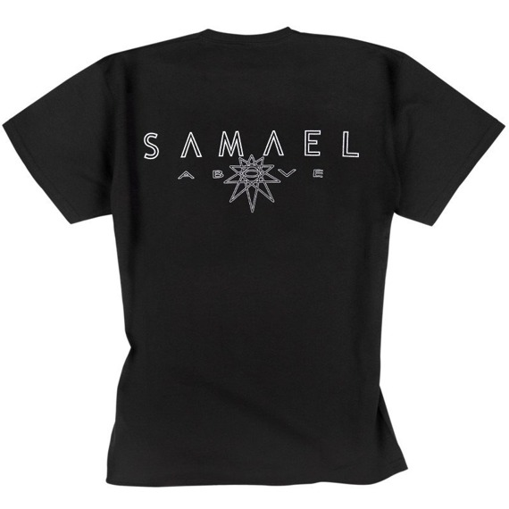 koszulka SAMAEL - ABOVE