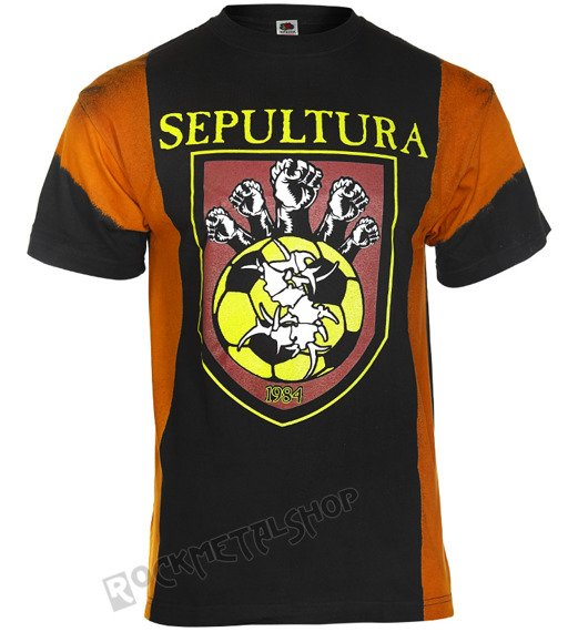 koszulka SEPULTURA - 1984