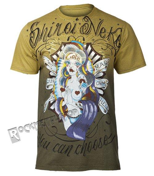 koszulka SHIROI NEKO - CHOOSE (BRICK)