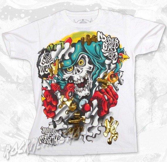 koszulka SHIROI NEKO/MINUTE MIRTH (WHITE)