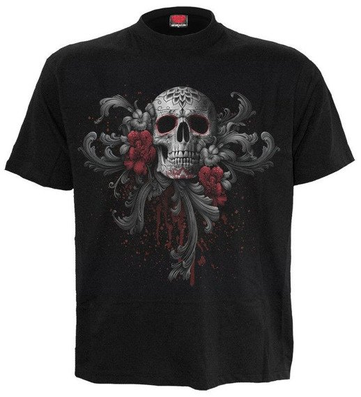 koszulka SKULL ROSES