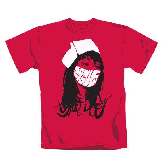 koszulka SONIC YOUTH - NURSE