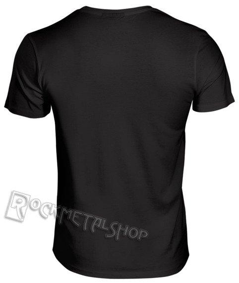 koszulka SONS OF ANARCHY MAN - REAPER SMOKE czarna