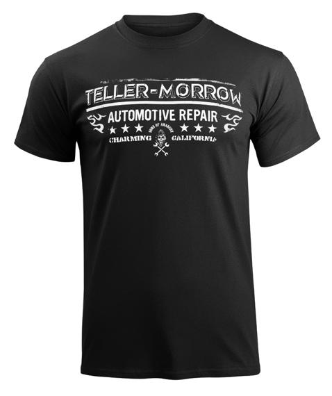 koszulka SONS OF ANARCHY - TELLER MORROW