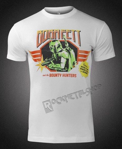 koszulka STAR WARS - BOBA FETT AND THE BOUNTY HUNTERS