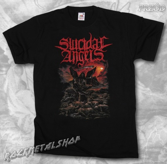 koszulka SUICIDAL ANGELS - SANCTIFY THE DARKNESS