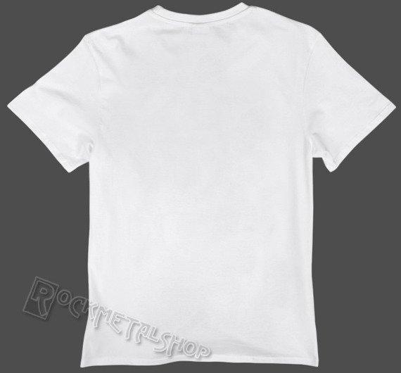 koszulka SUPERMAN - DAILY PLANET biała