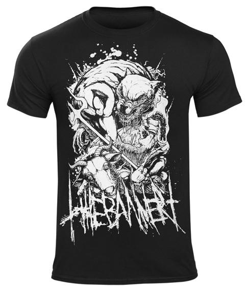 koszulka  THE BANNER - WOLF VERSES GOAT