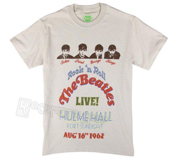 koszulka THE BEATLES - HULME HALL POSTER