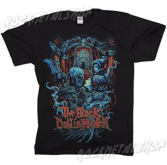 koszulka THE BLACK DAHLIA MURDER  - PHIBES