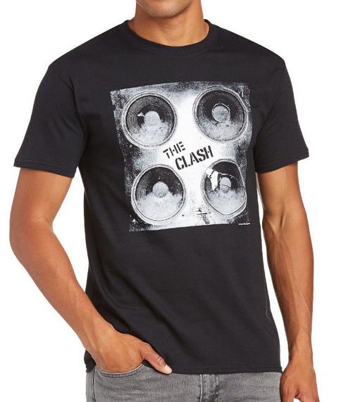 koszulka THE CLASH - BOOMBOX