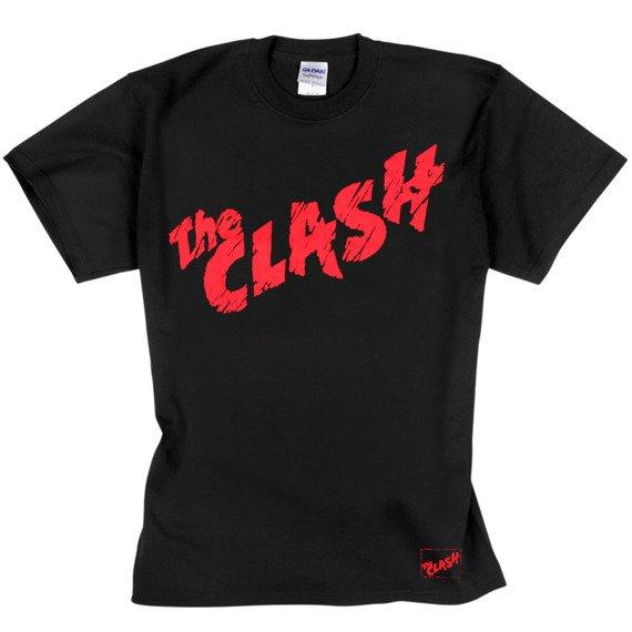 koszulka THE CLASH - LOGO