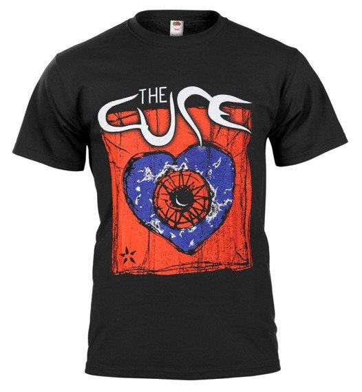 koszulka THE CURE - WISH
