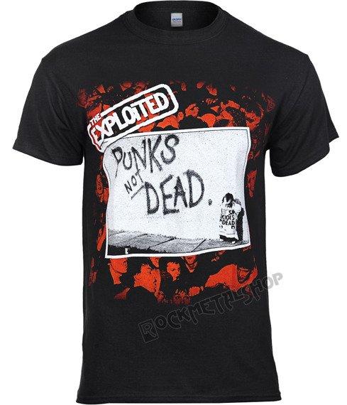 koszulka THE EXPLOITED - PUNKS NOT DEAD