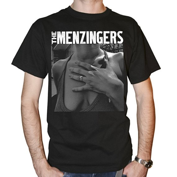 koszulka THE MENZINGERS - ON THE IMPOSSIBLE PAST
