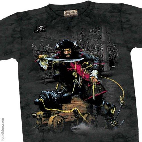 koszulka THE MOUNTAIN - BLACKBEARD