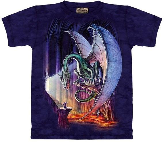 koszulka THE MOUNTAIN - DRAGON LAIR